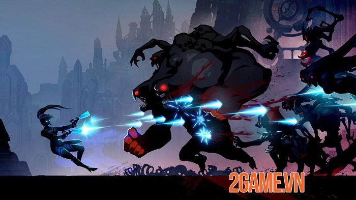 Shadow Knight Premium - Game hành động cực chất sẽ ra mắt ngày mai cho iOS 1