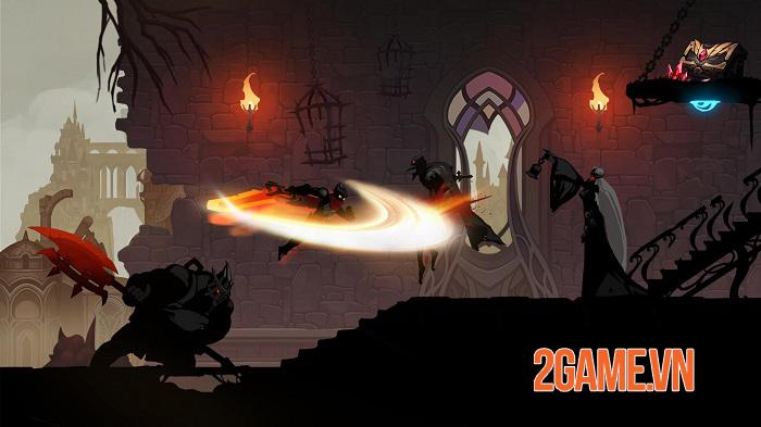 Shadow Knight Premium - Game hành động cực chất sẽ ra mắt ngày mai cho iOS 4