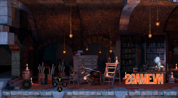Bloodstained: Ritual of the Night - Game nhập vai hành động phong cách Gothic 2