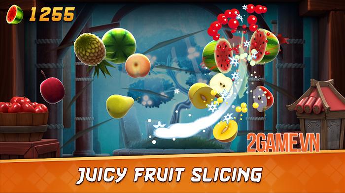 Fruit Ninja 2 - Game cắt trái cây thú vị hiện đã có mặt trên toàn thế giới 0