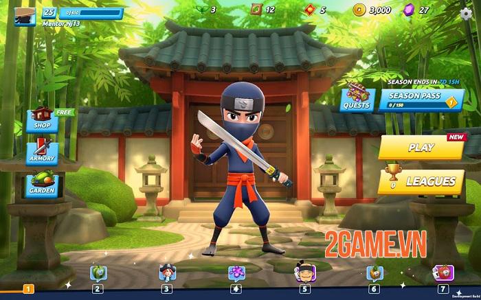 Fruit Ninja 2 - Game cắt trái cây thú vị hiện đã có mặt trên toàn thế giới 1