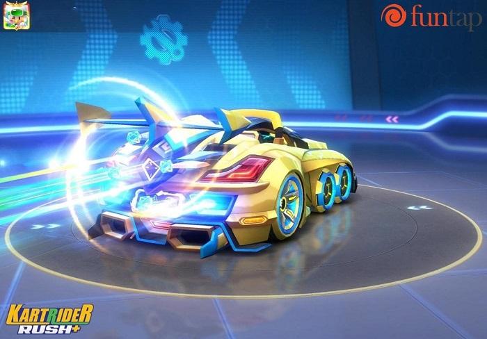 Game thủ ngạc nhiên khi KartRider Rush+ có tới 7 chế độ đua khác nhau 4