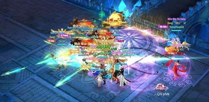 Mừng lễ độc thân 11/11, Tình Kiếm 3D mở server đặc biệt với nhiều ưu đãi 2