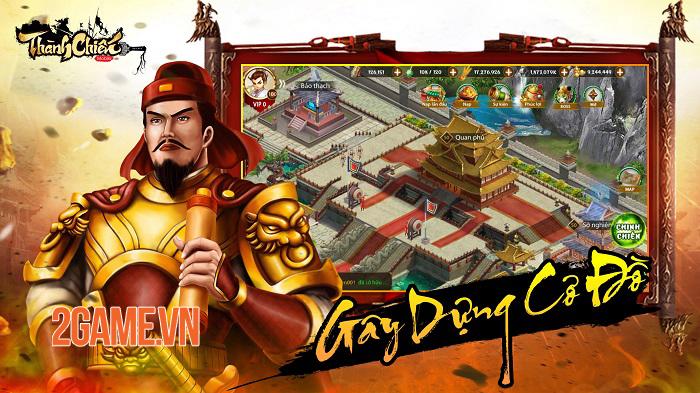 Thành Chiến Mobile - Game sử Việt xuyên không do người Việt sản xuất ra mắt trong năm nay 0
