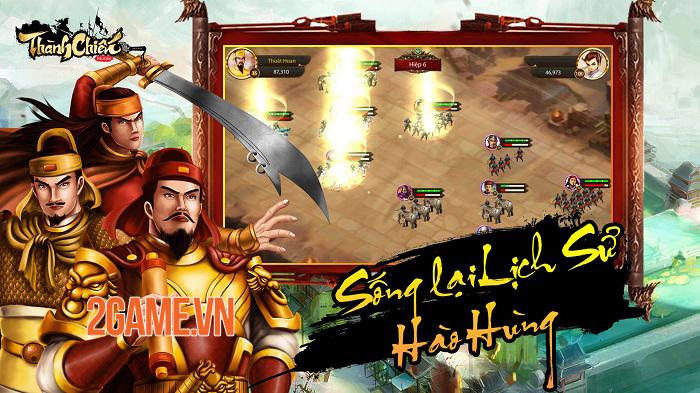 Thành Chiến Mobile - Game sử Việt xuyên không do người Việt sản xuất ra mắt trong năm nay 3