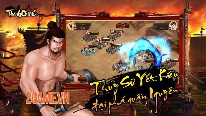 Thành Chiến Mobile - Game sử Việt xuyên không do người Việt sản xuất ra mắt trong năm nay 4