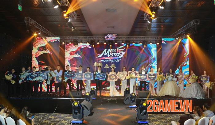 Miss & Mister VLTK15: Lộ diện chủ nhân của Vương Miện và Quyền Trượng danh giá 0