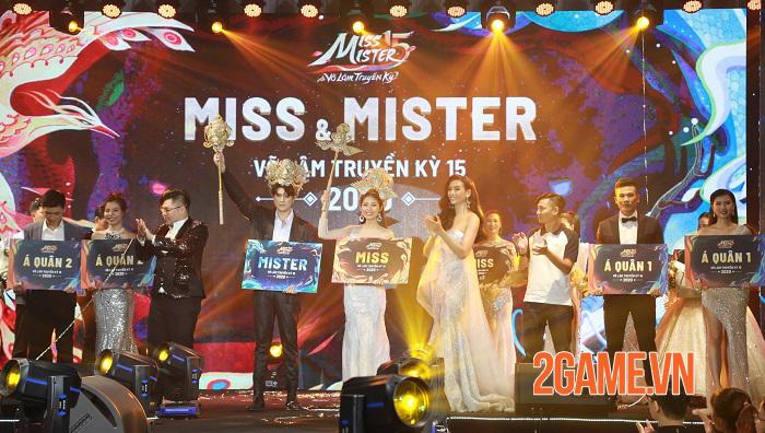 Miss & Mister VLTK15: Lộ diện chủ nhân của Vương Miện và Quyền Trượng danh giá 5