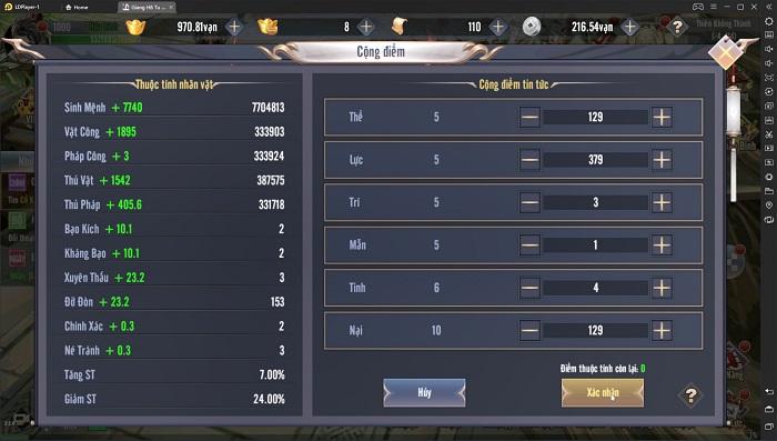 Chặng đường tu tiên độ kiếp đầy gian truân trong game Giang Hồ Tu Tiên GHTT-1111-3