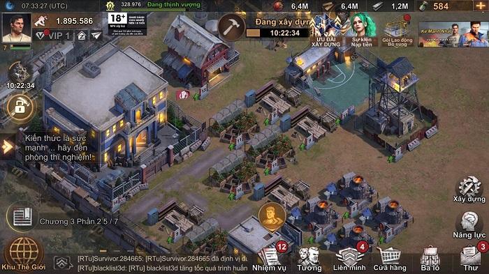 Game thủ Việt háo hức đăng kí sớm khóa học sinh tồn thảm họa zombie State of Survival 2