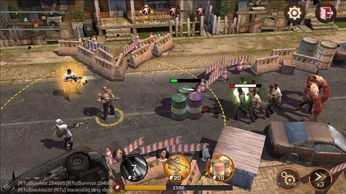 Game thủ Việt háo hức đăng kí sớm khóa học sinh tồn thảm họa zombie State of Survival 5