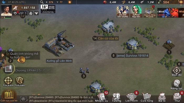 Game thủ Việt háo hức đăng kí sớm khóa học sinh tồn thảm họa zombie State of Survival 7