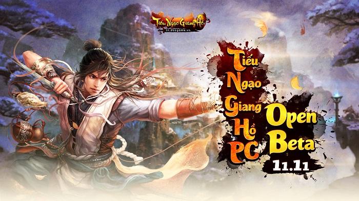 Tiếu Ngạo Giang Hồ - Game PC duy nhất 2020 chính thức Open Beta 0