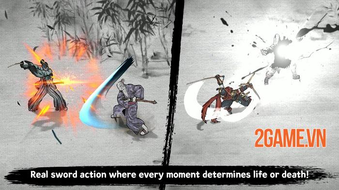 Ronin: The Last Samurai - Game hành động chặt chém phong cách tranh thủy mặc 1