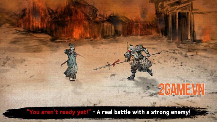 Ronin: The Last Samurai - Game hành động chặt chém phong cách tranh thủy mặc 2