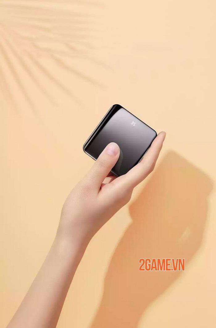 PISEN LED MIRROR 10000mah - Siêu phẩm công nghệ nhỏ gọn tinh tế 4