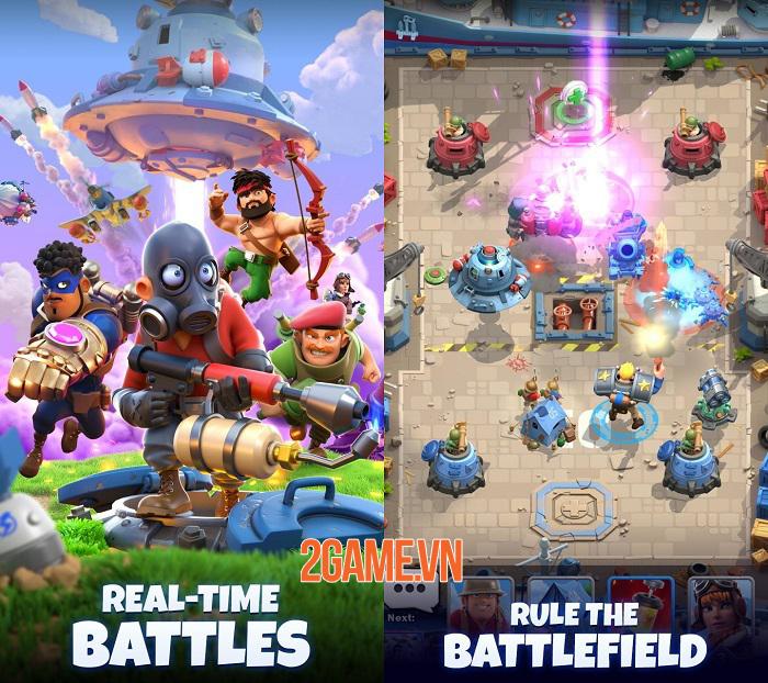 Game chiến thuật PVP War Alliance chính thức ra mắt trên Android và iOS 0