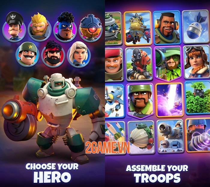 Game chiến thuật PVP War Alliance chính thức ra mắt trên Android và iOS 1