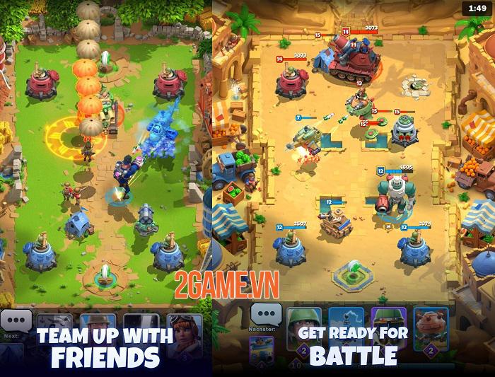Game chiến thuật PVP War Alliance chính thức ra mắt trên Android và iOS 2