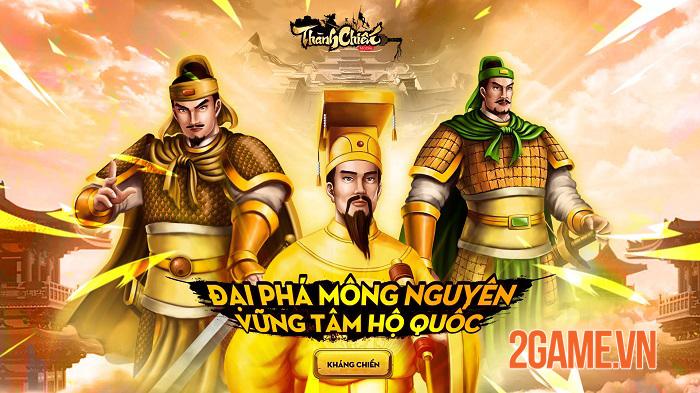 Thành Chiến Mobile - Game sử Việt muốn phá vỡ thế độc tôn của game chiến thuật Tàu 3