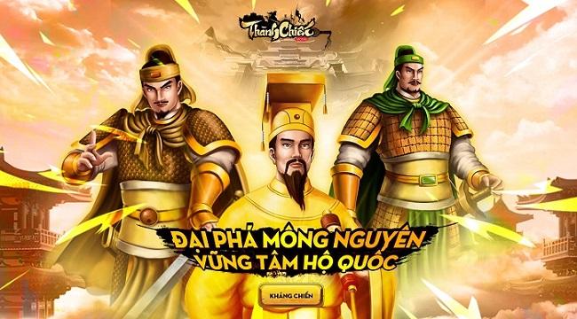 Thành Chiến Mobile – Game sử Việt muốn phá vỡ thế độc tôn của game chiến thuật Tàu