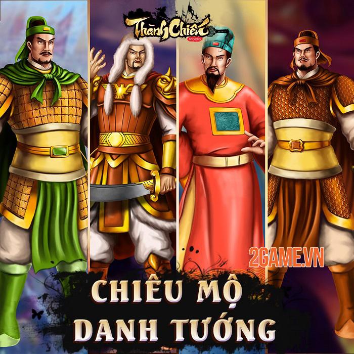 Những chi tiết đậm nét Việt trong game SLG dã sử Việt Thành Chiến Mobile 1
