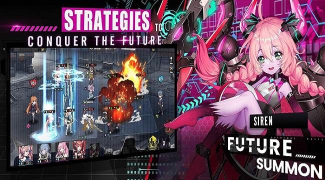 Future Summon – Game chiến thuật thẻ bài PVP thời gian thực