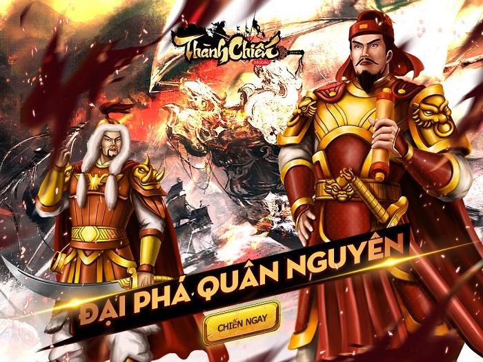 Game SLG Việt Thành Chiến Mobile mở đăng ký sớm kèm những phần quà khủng 1