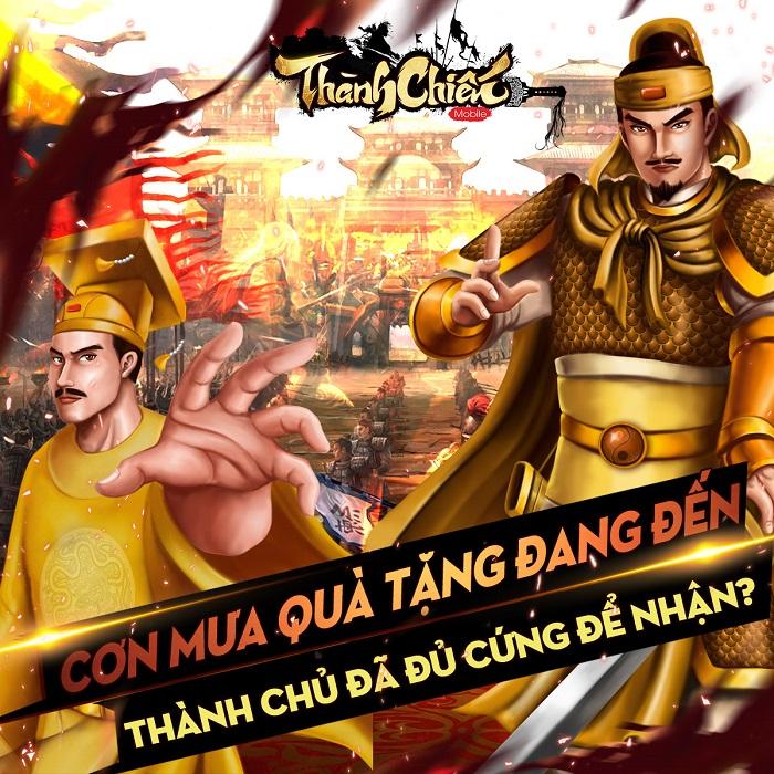 Game SLG Việt Thành Chiến Mobile mở đăng ký sớm kèm những phần quà khủng 3