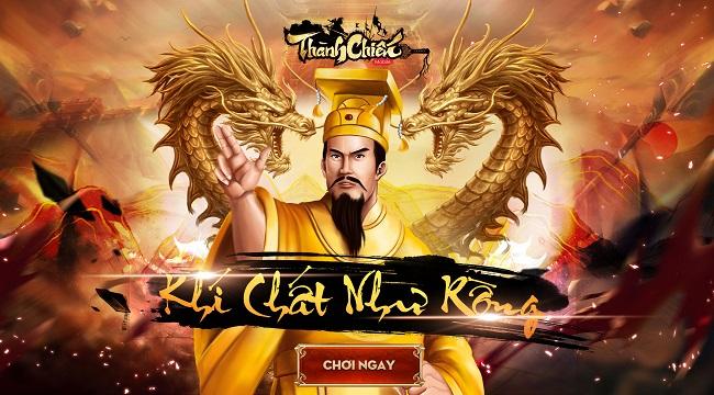 Game SLG Việt Thành Chiến Mobile mở đăng ký sớm kèm những phần quà khủng
