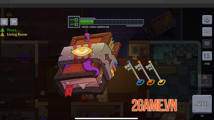 Betrayal.io - Tựa game được thiết kế theo phong cách trốn tìm của Among Us 2