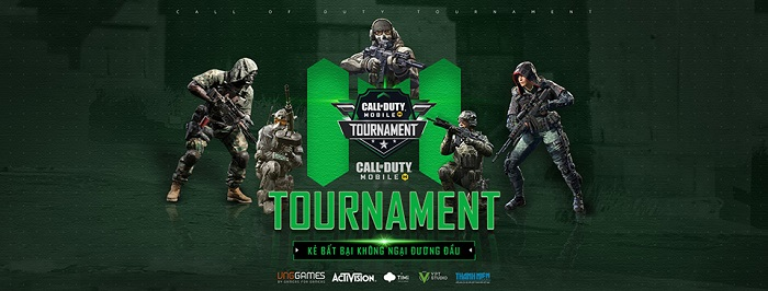 Giải đấu online Call of Duty Mobile Tournament chính thức khởi tranh 0