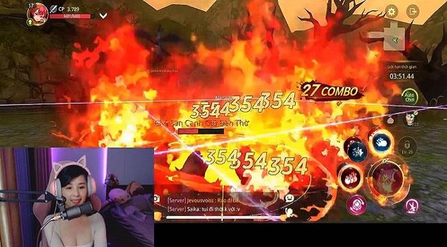 World of Dragon Nest thu hút nhiều streamer hot tham gia trải nghiệm