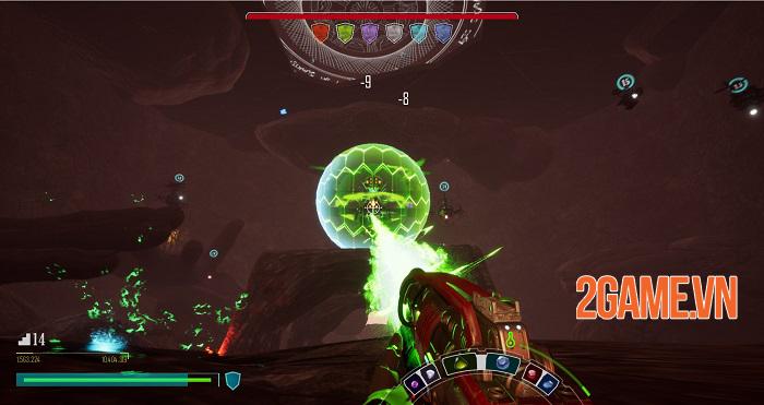 Remnants - Game bắn súng với lối chơi kết hợp nguyên tố sáng tạo 0
