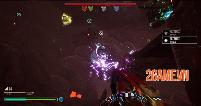 Remnants - Game bắn súng với lối chơi kết hợp nguyên tố sáng tạo 2