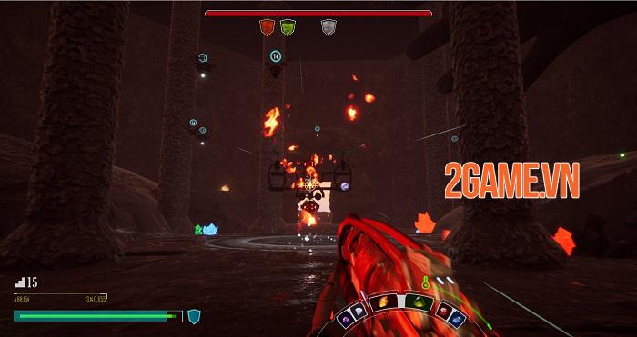Remnants - Game bắn súng với lối chơi kết hợp nguyên tố sáng tạo 4