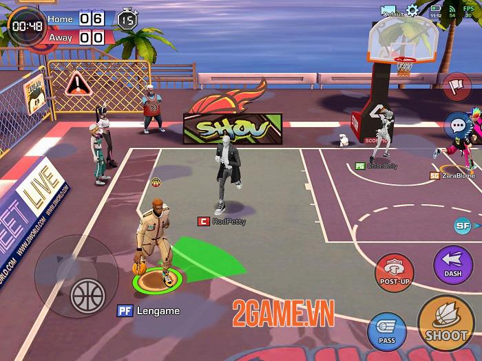 Basketrio - Game bóng rổ thách thức cả kĩ năng và trí tưởng tượng 2