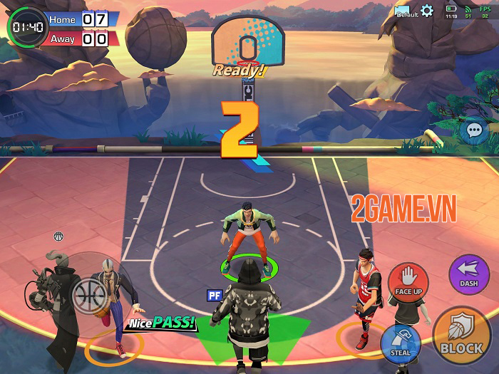 Basketrio - Game bóng rổ thách thức cả kĩ năng và trí tưởng tượng 3