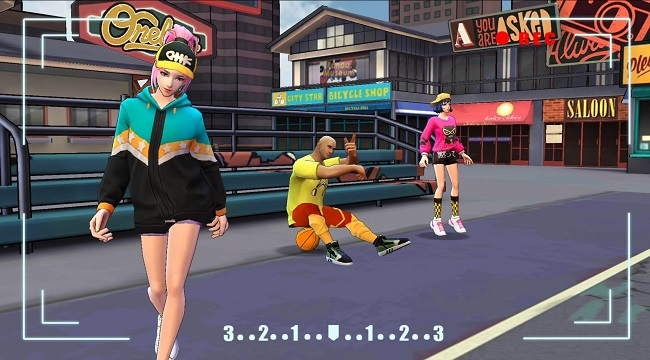 Basketrio – Game bóng rổ thách thức cả kĩ năng và trí tưởng tượng