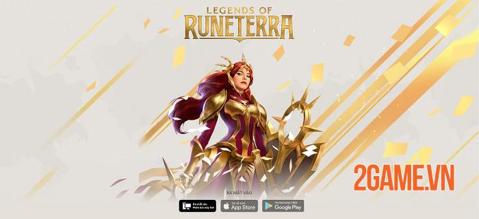 VNG ra mắt trang chủ game thẻ bài LMHT - Huyền Thoại Runeterra 1