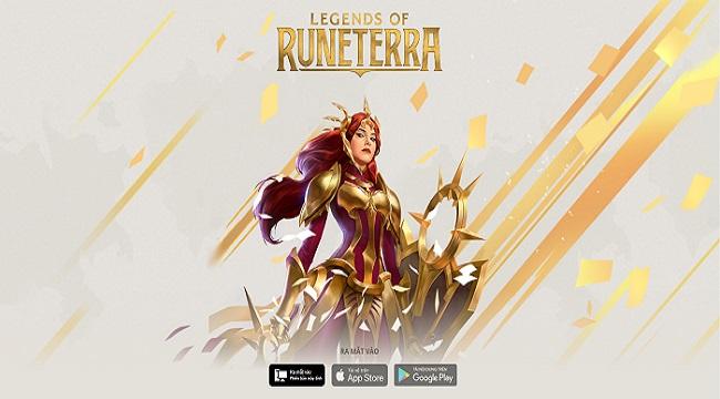 VNG ra mắt trang chủ game thẻ bài LMHT – Huyền Thoại Runeterra