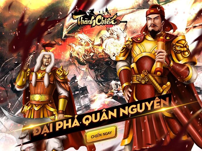 Tặng 300 giftcode game Thành Chiến Mobile 1