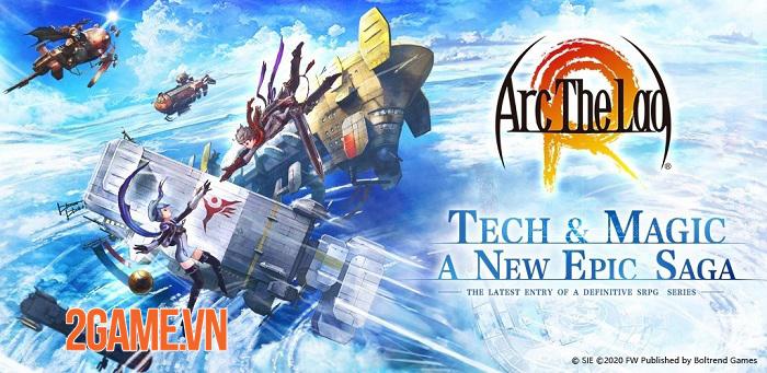 Arc The Lad R - Game đánh theo lượt SRPG cổ điển ra mắt trên mobile 0