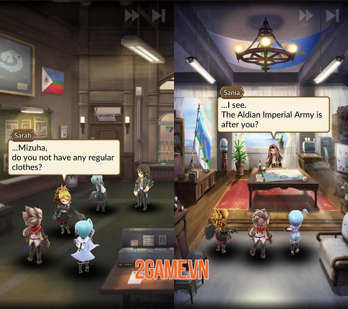 Arc The Lad R - Game đánh theo lượt SRPG cổ điển ra mắt trên mobile 1