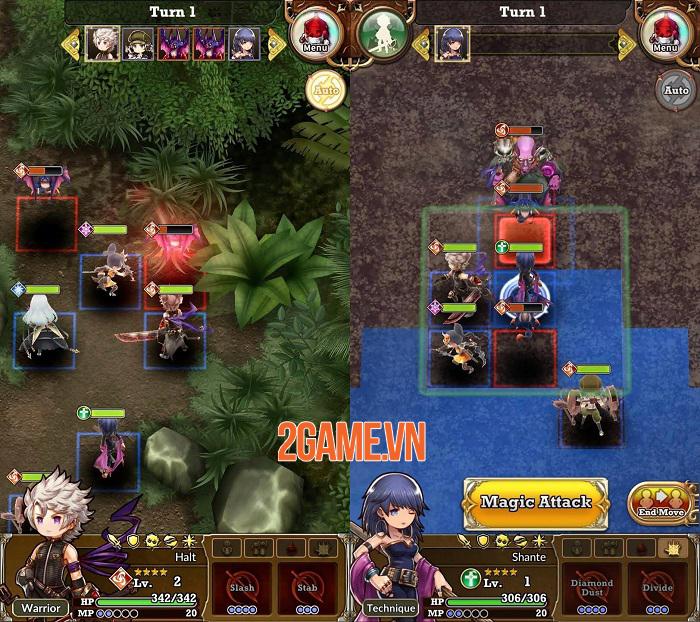 Arc The Lad R - Game đánh theo lượt SRPG cổ điển ra mắt trên mobile 2