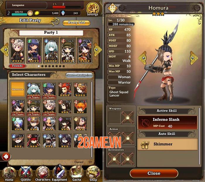 Arc The Lad R - Game đánh theo lượt SRPG cổ điển ra mắt trên mobile 3