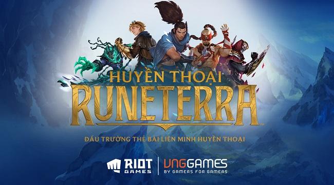 Huyền Thoại Runeterra sẽ chính thức ra mắt tại Việt Nam trên cả mobile và PC