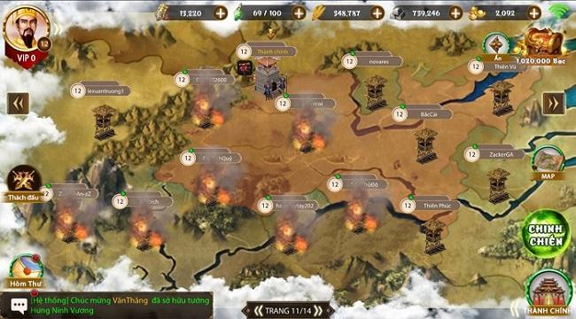 Chơi Thành Chiến Mobile bỗng thấy hứng thú với lịch sử Việt hơn!