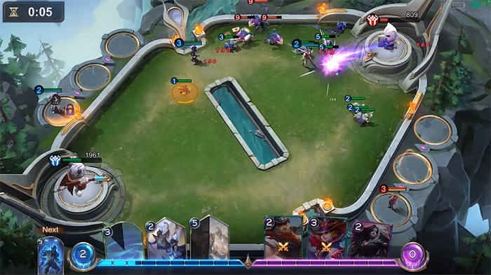 Mobile Legends: Bang Bang VNG ra mắt chế độ chơi mới Arena 3