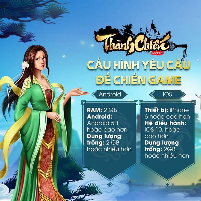 Game dã sử Việt Thành Chiến Mobile chính thức Open Beta hôm nay 6